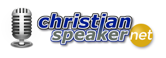 Christian Speakers Network Listings
